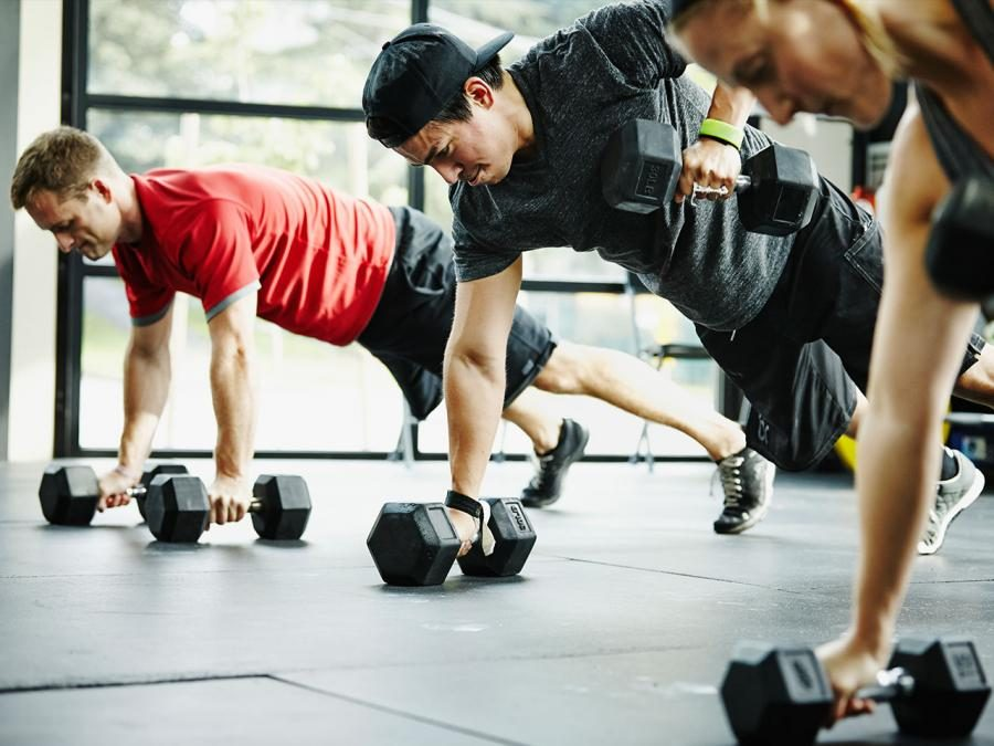 How to build strength with one workout per week