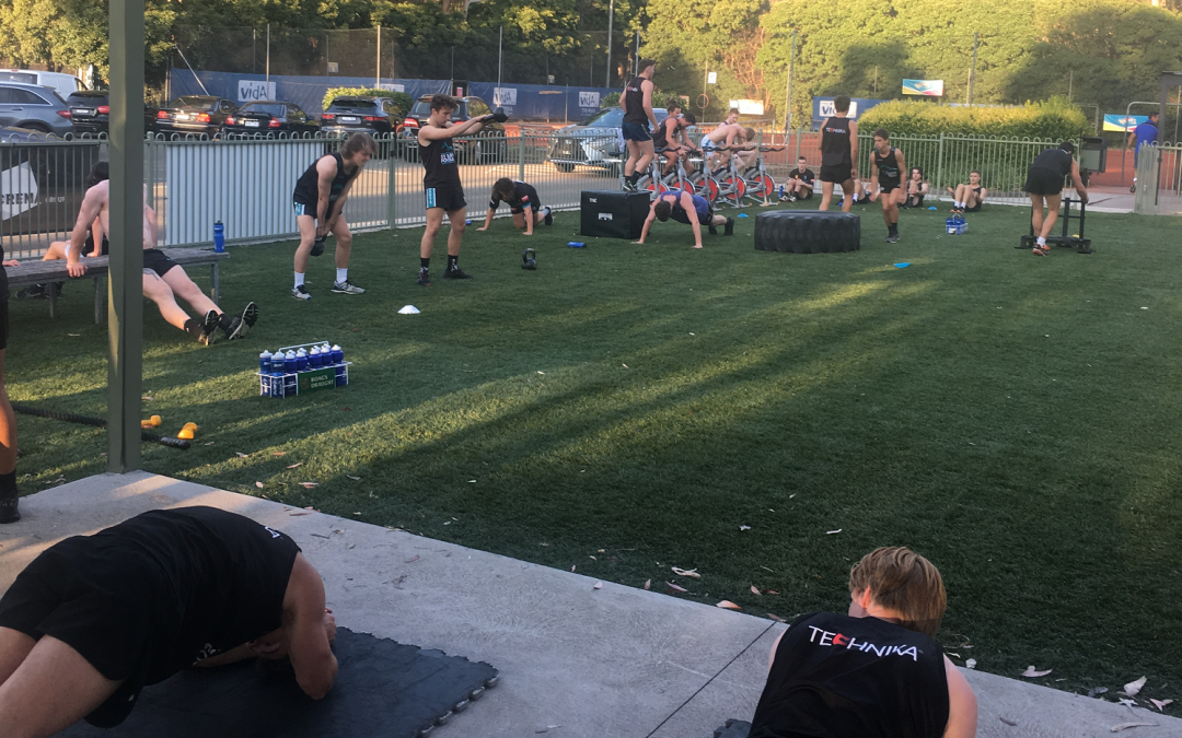 Team Fitness Training