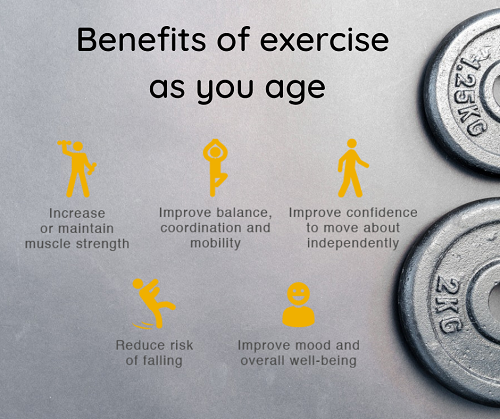 What are the benefits of resistance training for older adults?