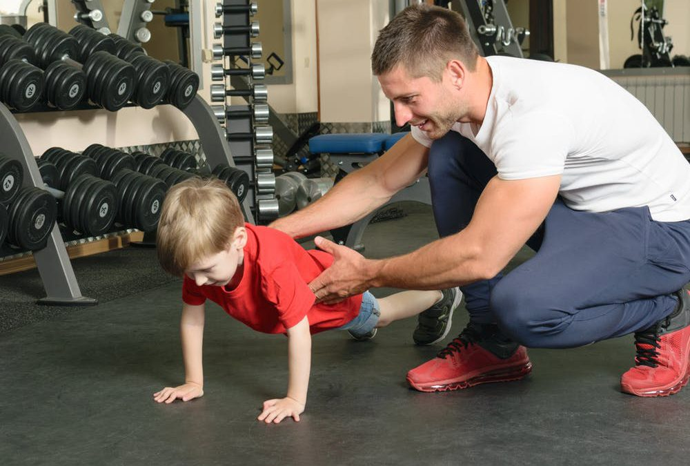 What age can my child start resistance training?