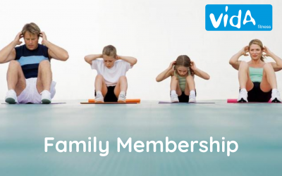 Family Gym Membership